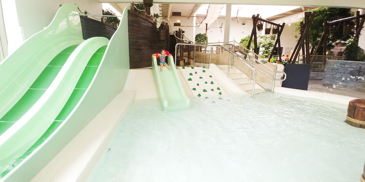 Aquapark Bellewarde veel plezier voor het hele gezin