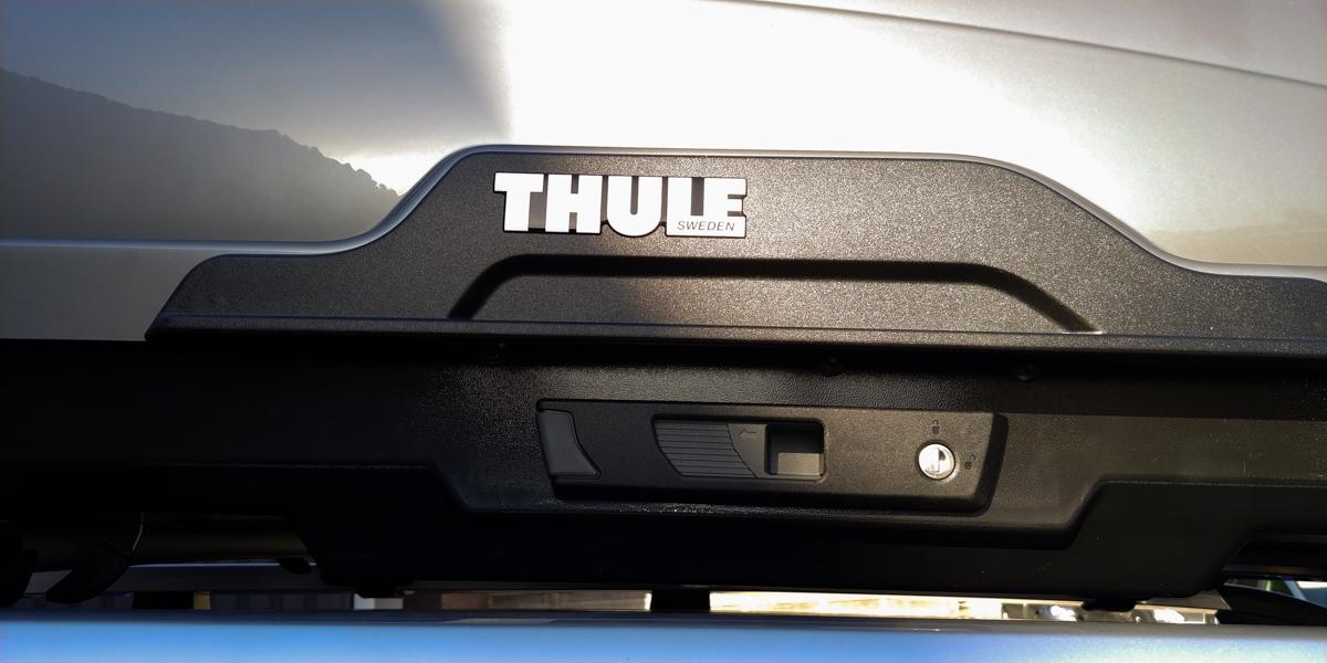 Thule Dakkoffer ideaal om veel bagage mee te nemen op reis