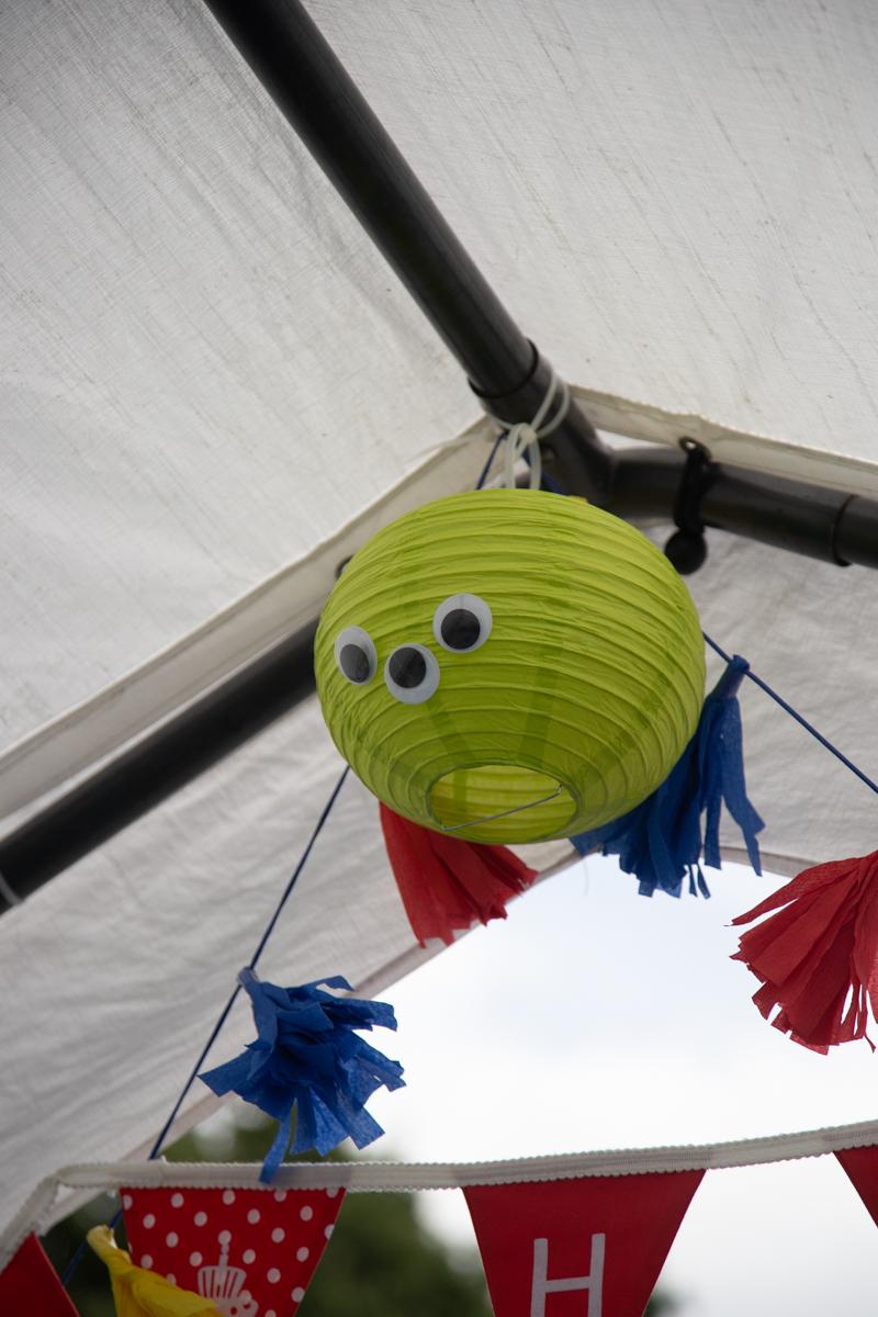Toy Story Verjaardagsfeest