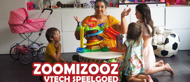 Zoomizooz VTech speelgoed Klim & Verken Boomhuis