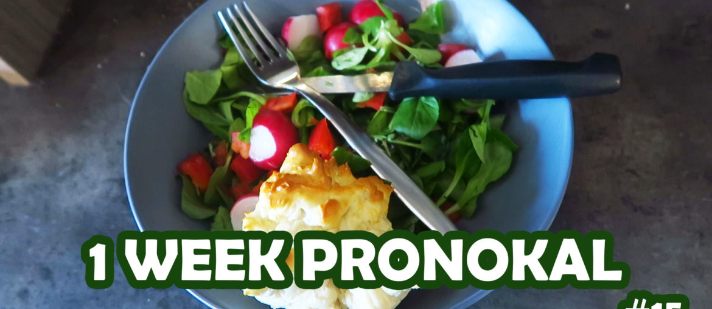 1 week pronokal