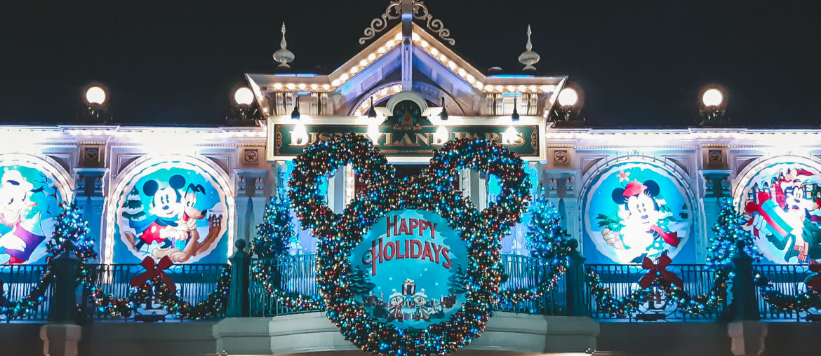 Kerst in Disneyland Paris 2019 Christmas Parade Disneyland Paris