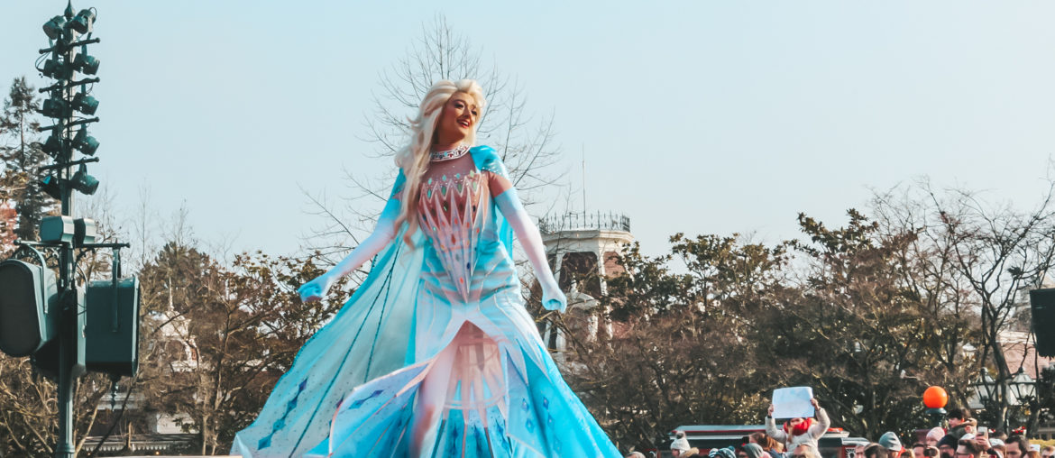 Frozen Celebration Disneyland Paris 2020