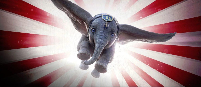 Dumbo Tim Burton Live Action