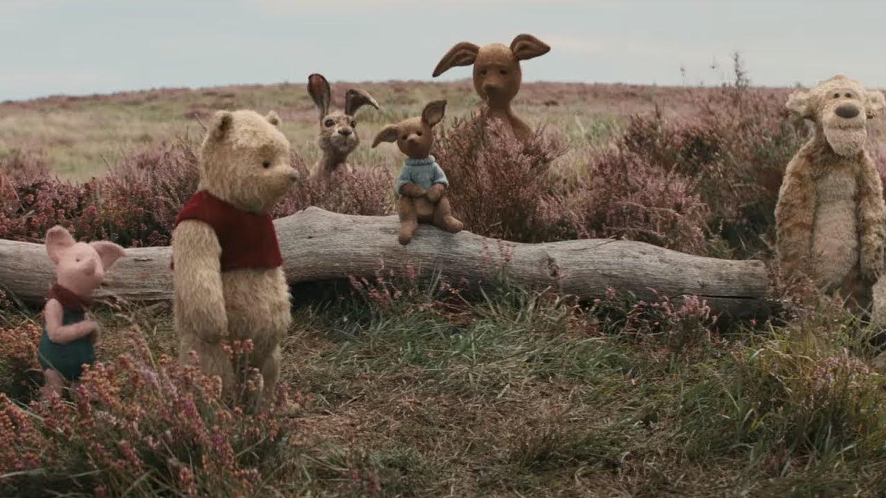 Janneman Robinson en Poeh Disney Film
