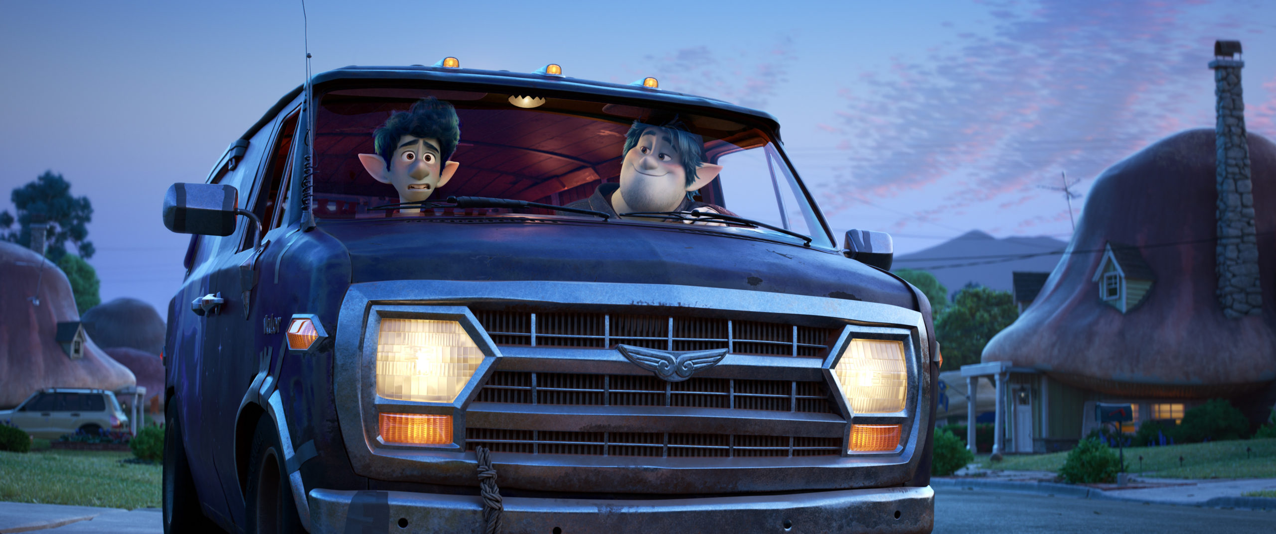Onward Disney Pixar Film