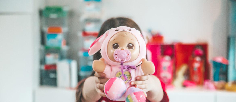 Mijn knuffelpop VTech Little Love