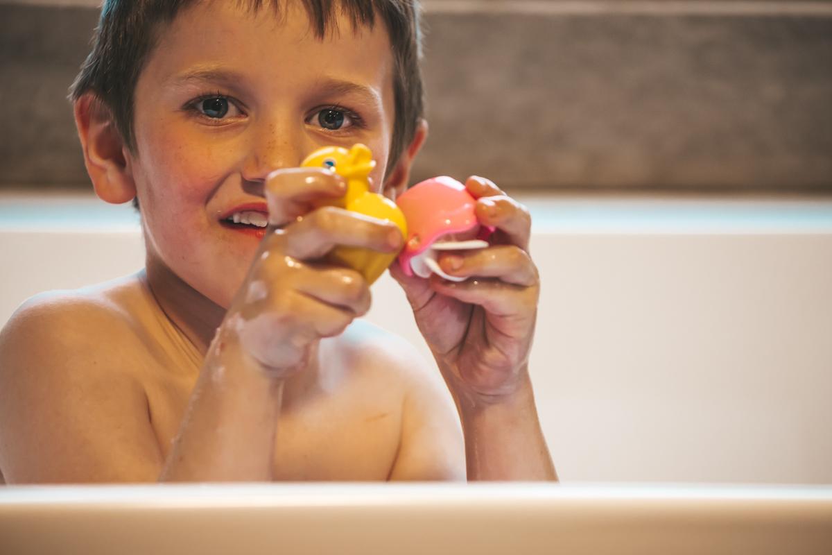Badspeelgoed van VTech - uren pret in bad