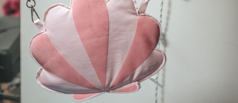 Schelp handtas maken voor de kleine zeemeermin disneybound