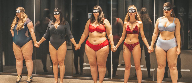 The Blind Body Positive Protest - Gent De Krook
