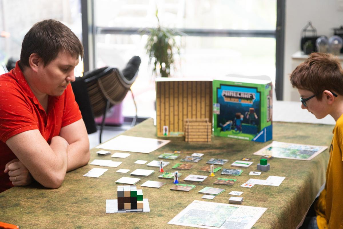 Minecraft Bordspel Ravensburger