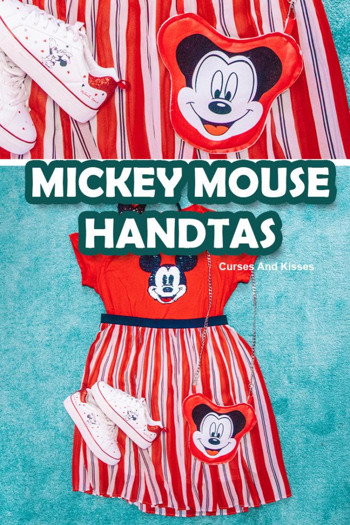 Mickey Mouse Handtas zelf maken
