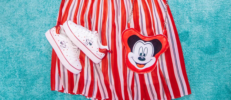 Mickey Mouse Handtas