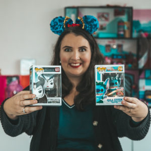 Pop! Disney Maleficent en Hula Stitch