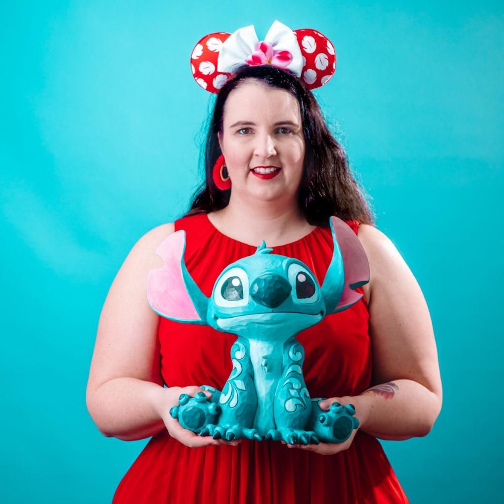 Lilo en Stitch Mickey Oortjes zelf maken