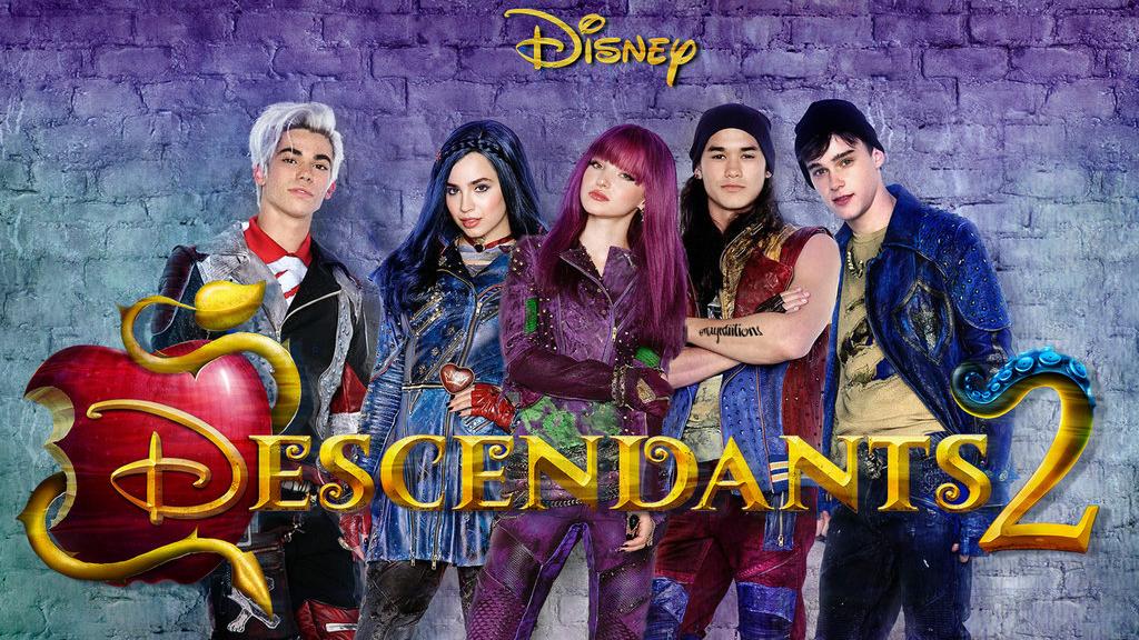Descendants Disney Channel Movie Disney Style Disneybound