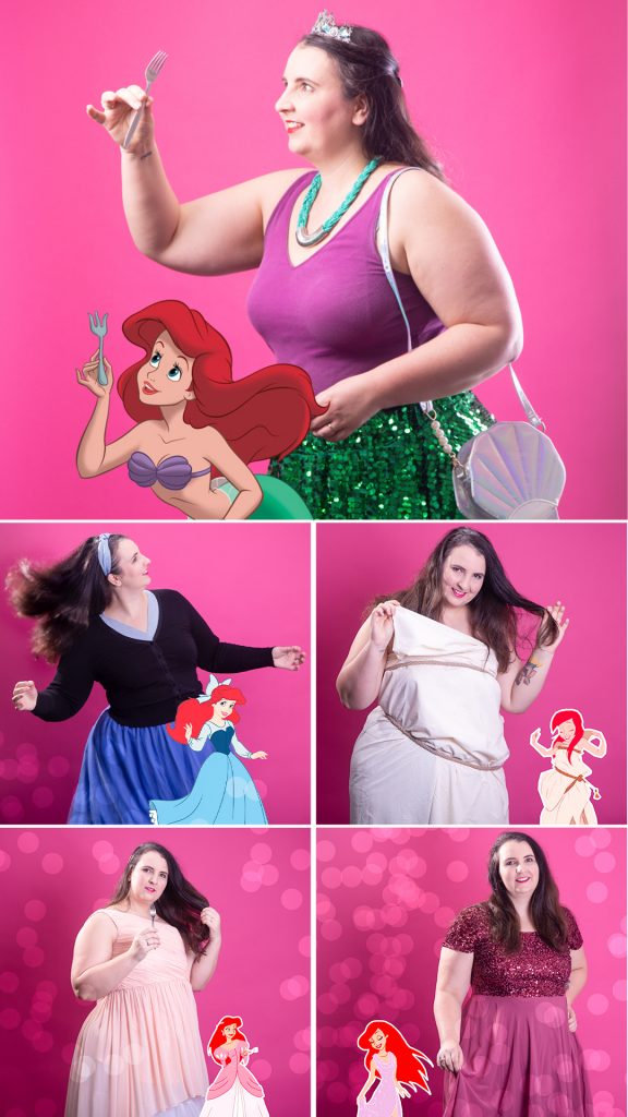 Disneybound Disney Bound Ariël De Kleine Zeemeermin