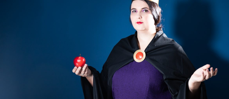 Evil Queen Cosplay Evil Queen Broche - Evil Queen Broche en Evil Queen Kroon