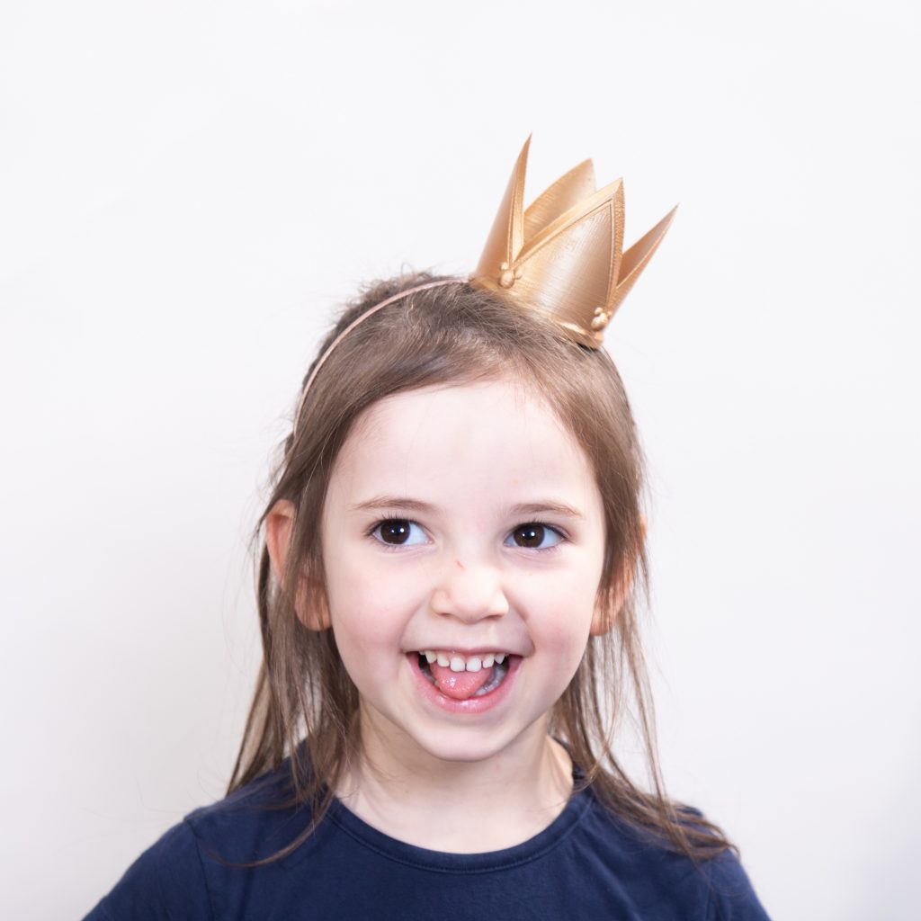 Minnie Mickey Kroon, Verjaardagskroon, Kroon voor kinderen en volwassenen op diadeem of elastiek - Sofie Lambrecht - Curses and Kisses
