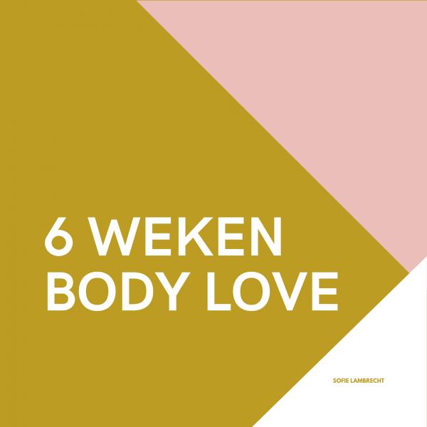 6 Weken Body Love 6 Zelfportretten