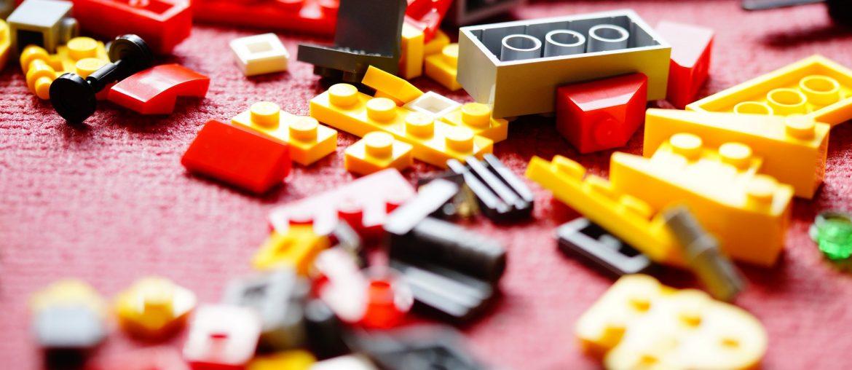 LEGO leren met LEGO