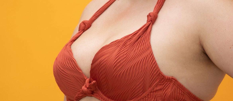 Hunkemoller Voorgevormde push-up beugel bikinitop Galibi I AM Danielle Cup A - E Hoog bikinibroekje Galibi I AM Danielle Sofie Lambrecht